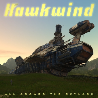 The all new Hawkwind com